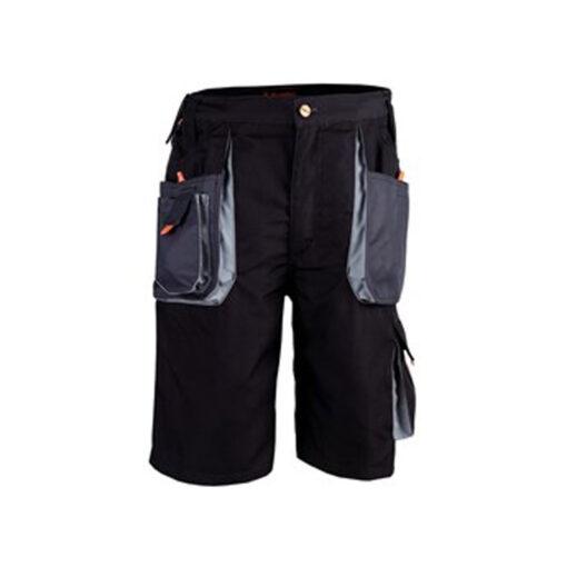 Kratke hlače SMART, sivo - crne