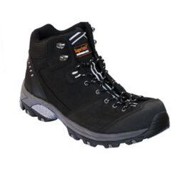 Cipele DAKOTA , duboke, crne S3-HRO