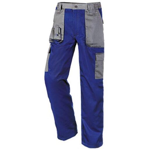 Albo MAX EVOLUTION hlače plavo-siva