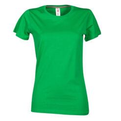 Ženska majica, SUNSET LADY zelena
