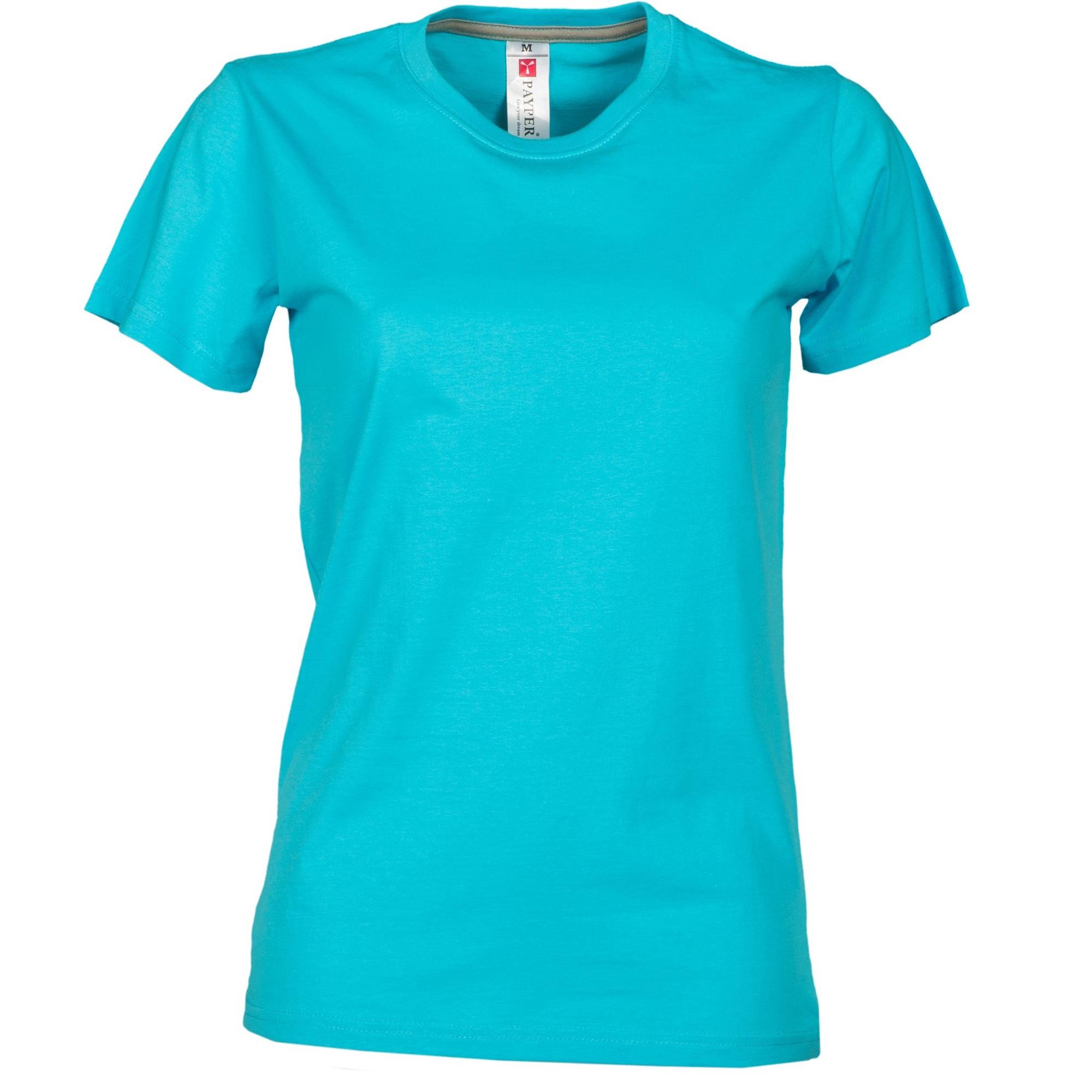 Ženska majica, SUNSET LADY royal plava