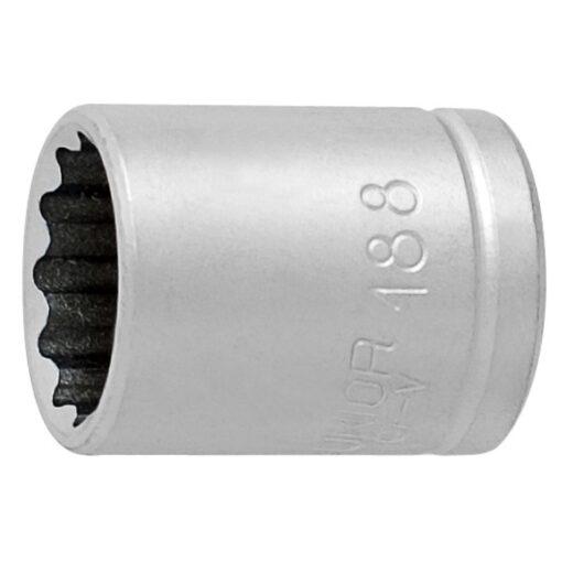 UNIOR kljuc nasadni 188, 1-4 12-kutni 13