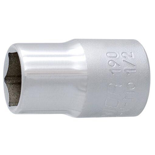 UNIOR kljuc nasadni 190-1 1-2 -8 6-kutni KP