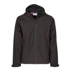 Albo Softshell jakna sa kapuljačom GALE