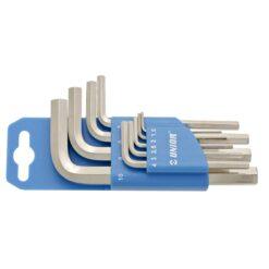UNIOR garnitura inbus kljuceva 220PH 1,5-10 9 dijelna