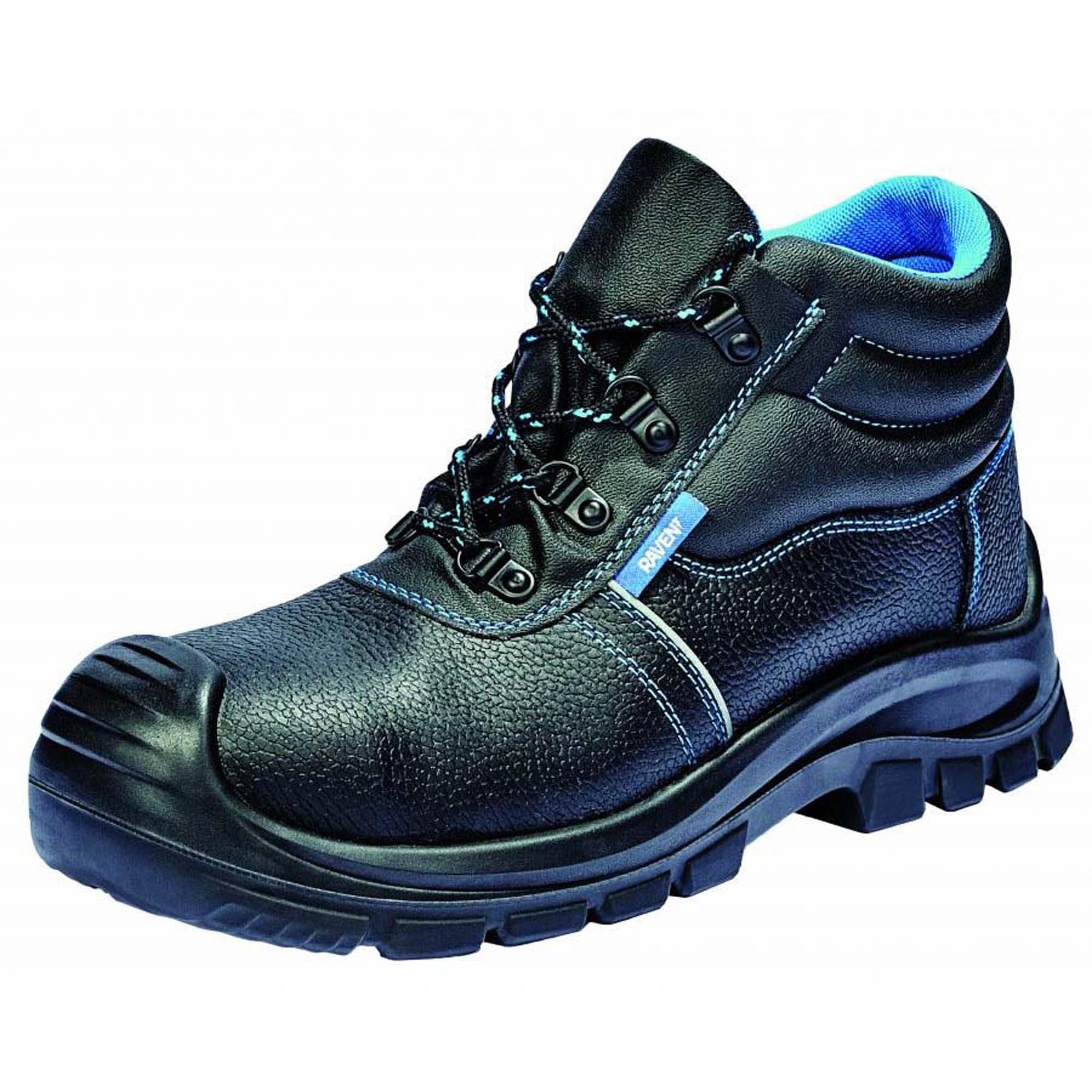 Cipele RAVEN S1 plitke sa čeličnom kapom