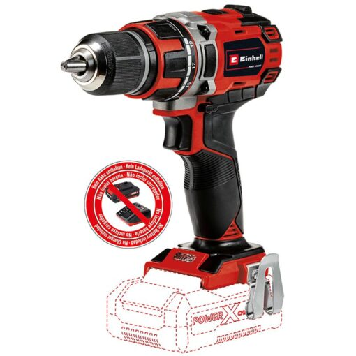 Einhell Power X-Change Akumulatorska bušilica TE-CD 18-50 Li BL-Solo