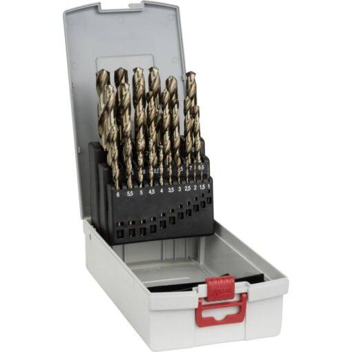 BOSCH borer HSS PointTec 1-13 mm 25-1 PROBOX