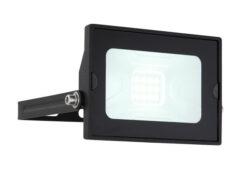 GLOBO led reflektor IP65 10W, crni