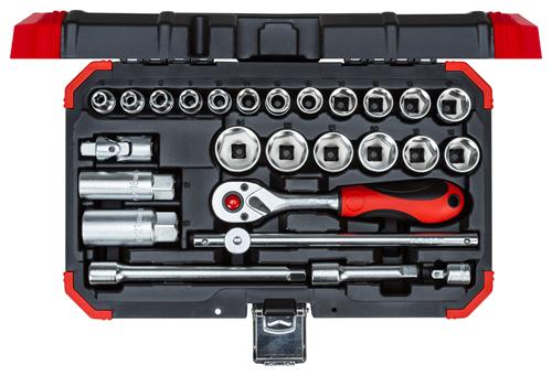 """M9251 GEDORE set nasadnih ključeva 3/8"""" 6-24 mm, 26 kom"""
